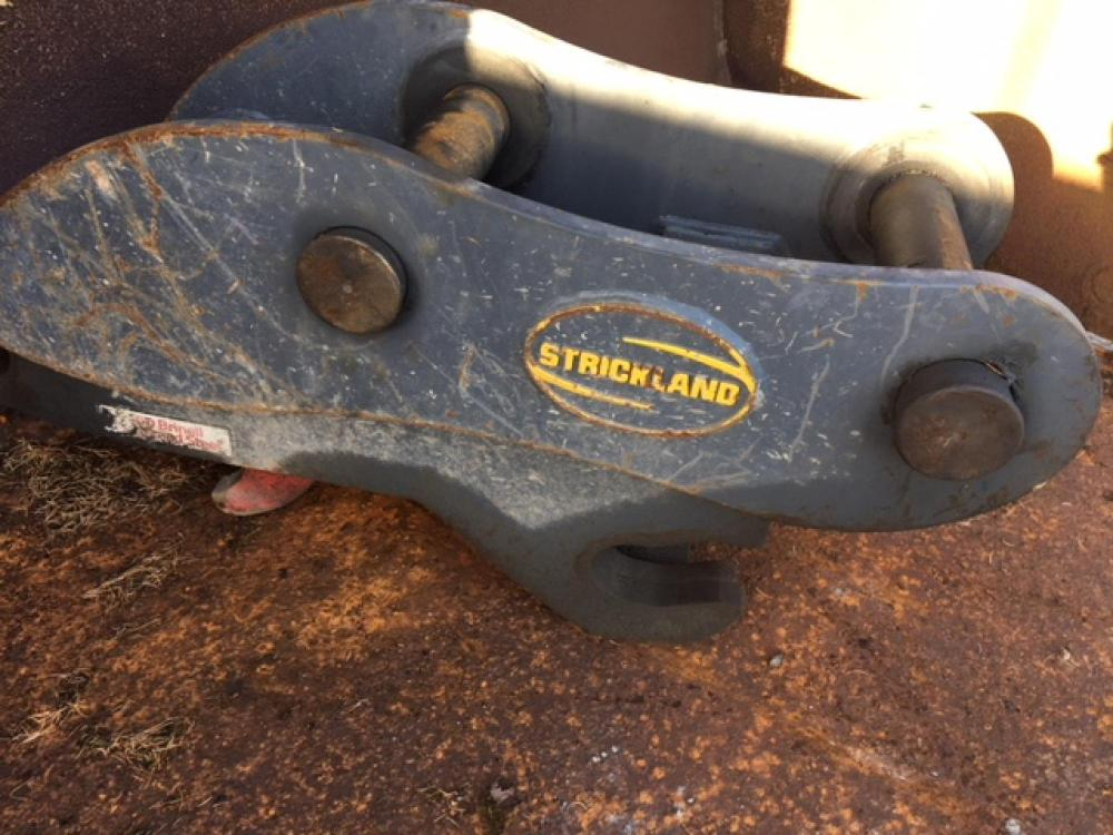 Strickland Quick Hitch for Sale - P&T Machinery Ltd