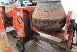 Belle 100XT Cement Mixer