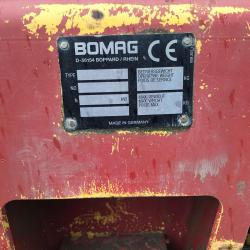 Bomag Roller 120 AD-3